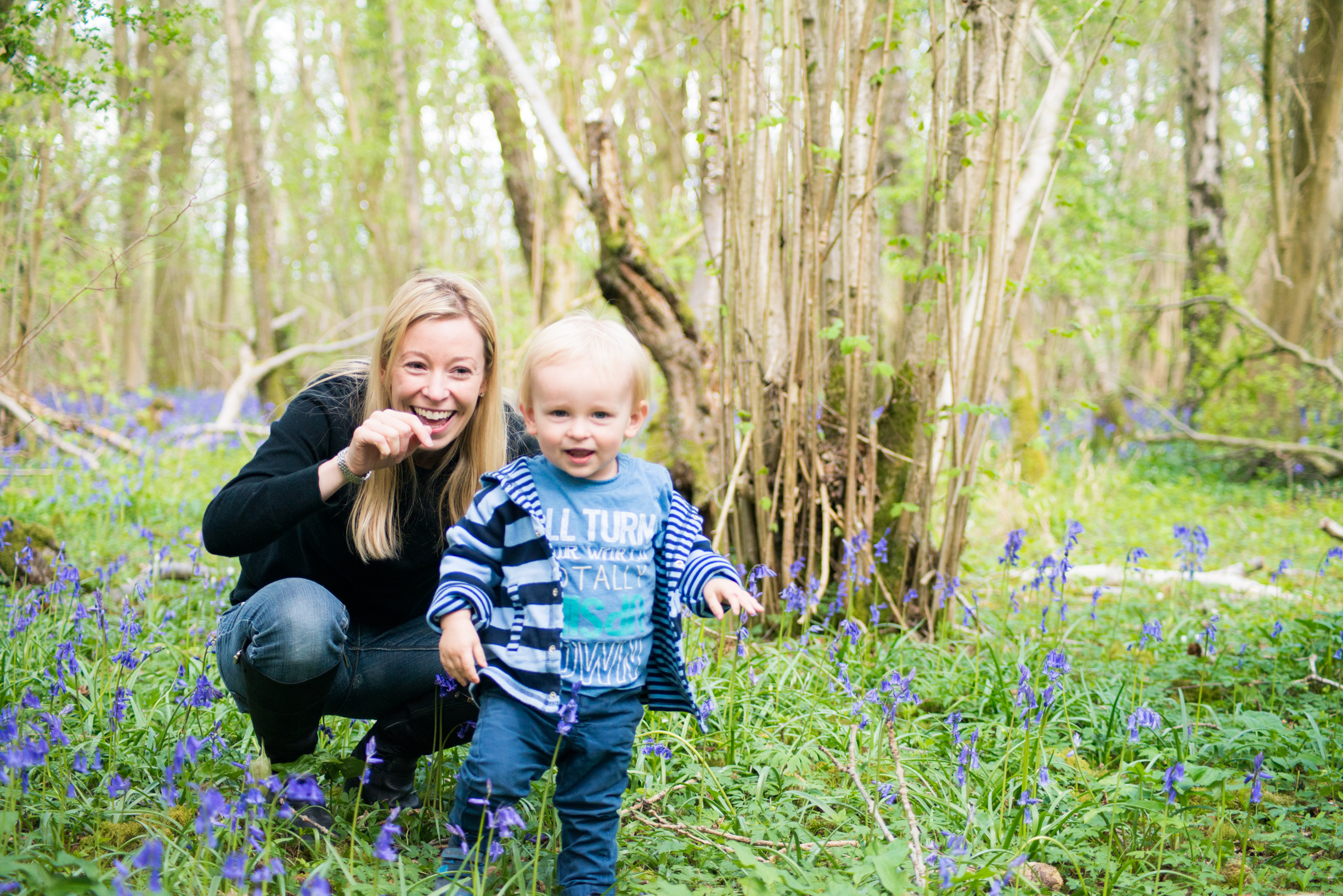Family Photography in Crab Wood, Winchester