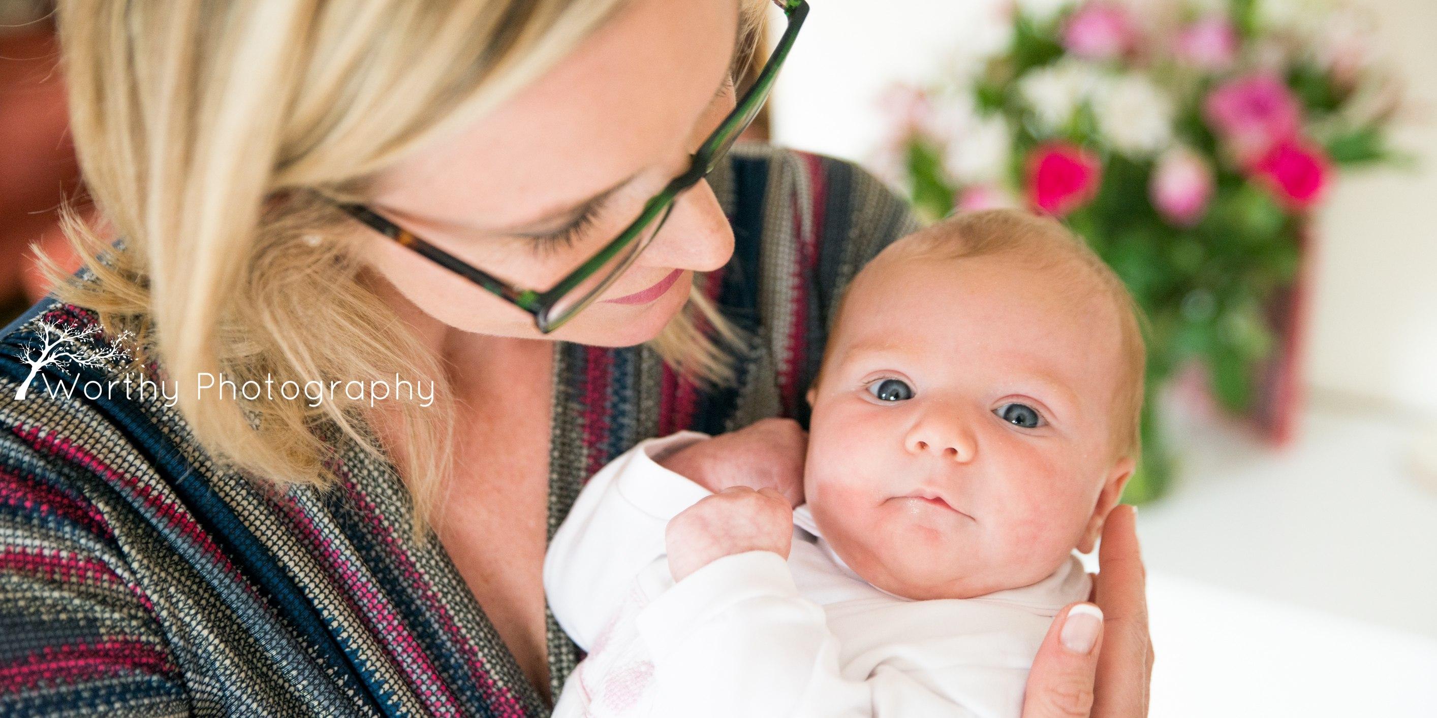 Newborn Photography - Worthy PHotography