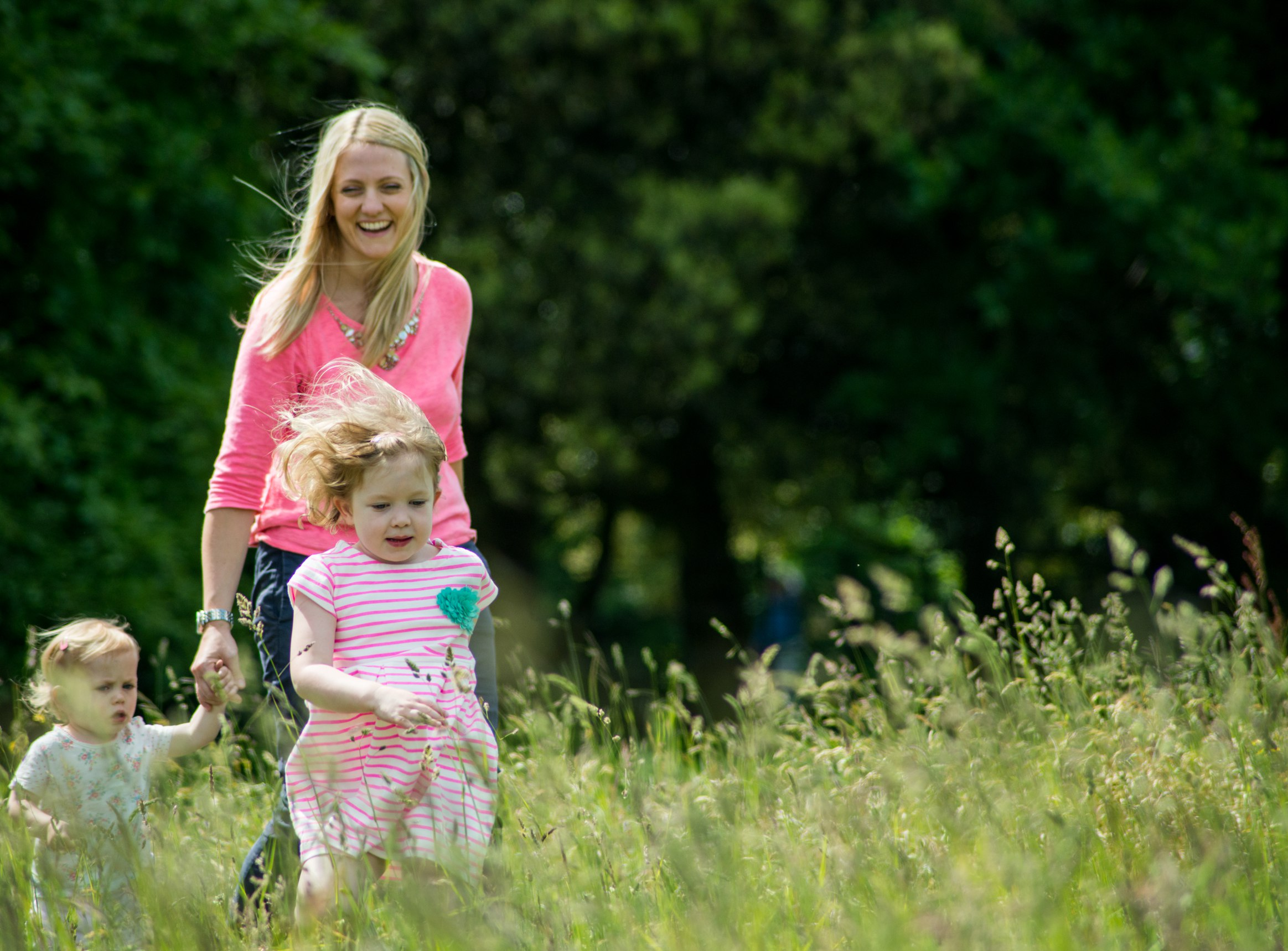 Long Grass Family Photography