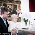 Winchester Christening – Baby Felix