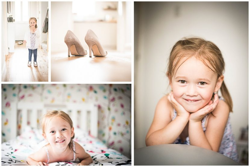 Family Photo Session in South Wonston