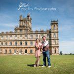 Highclere Castle Family Photoshoot