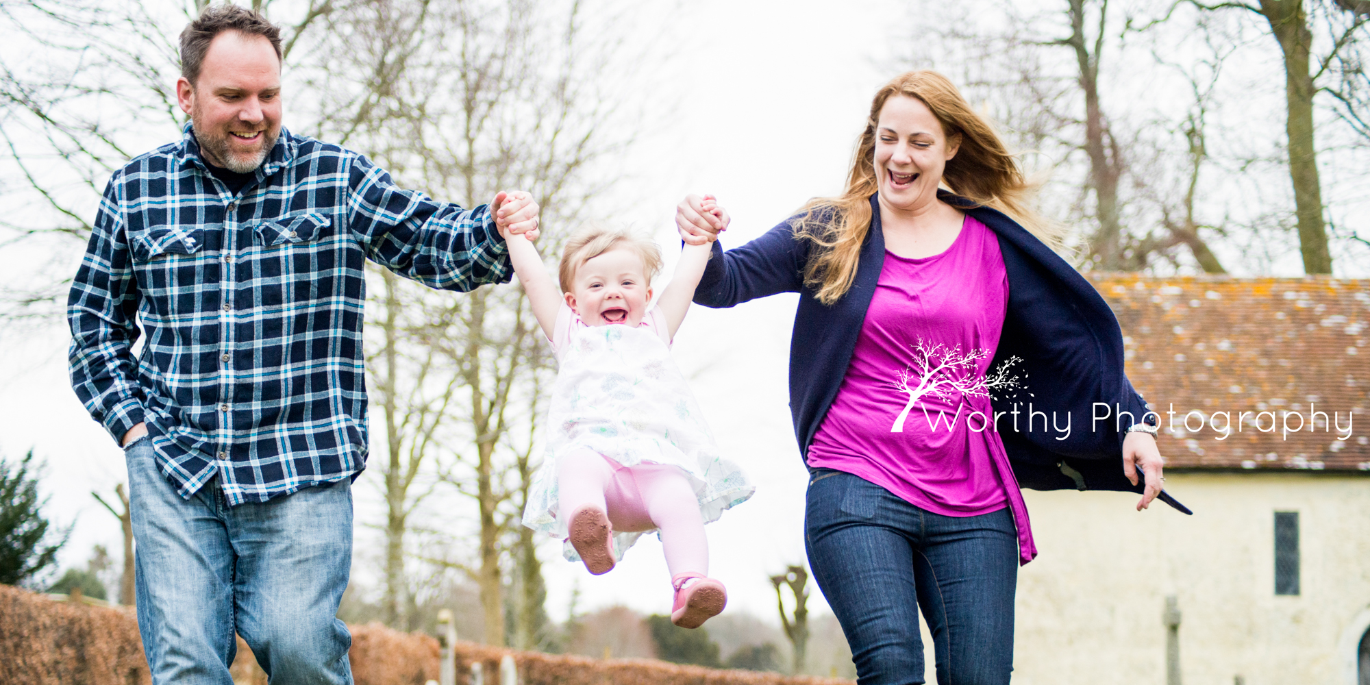 Worthy Photography Family Portraits