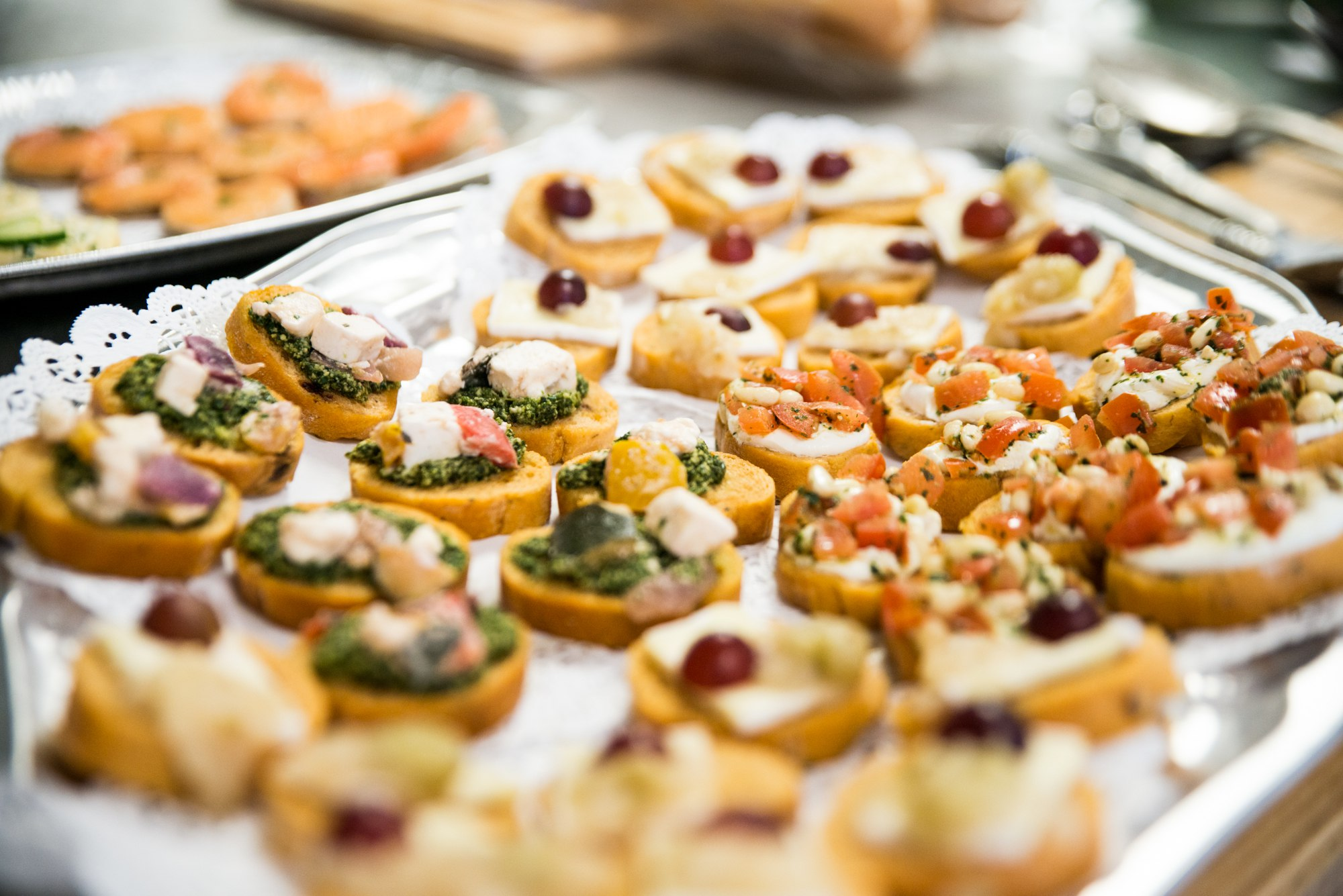 We'll take great pictures of any catering at your event