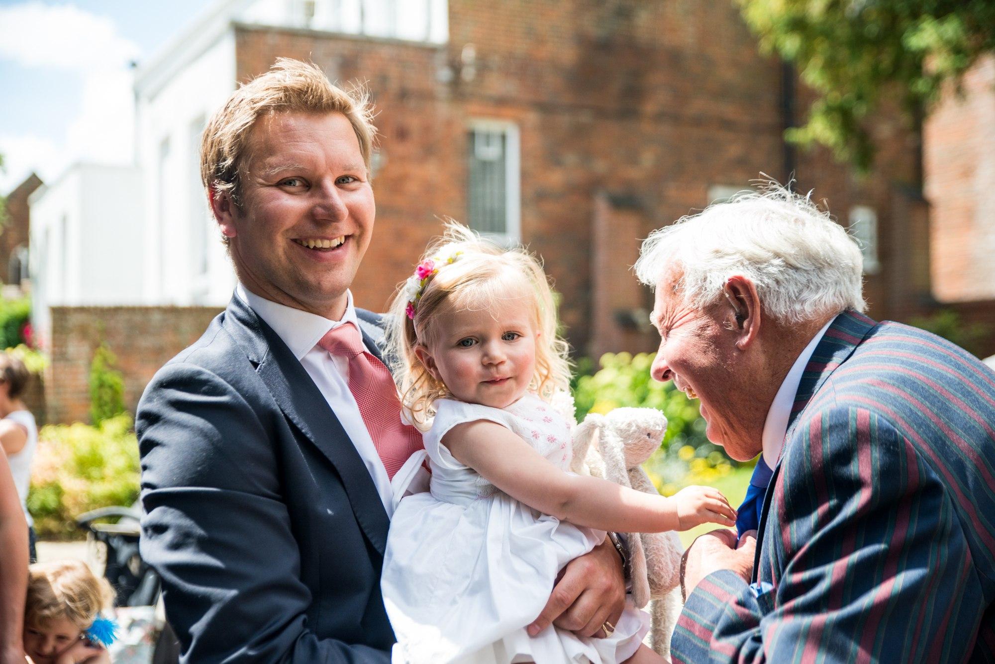 Baptism Photography Hampshire
