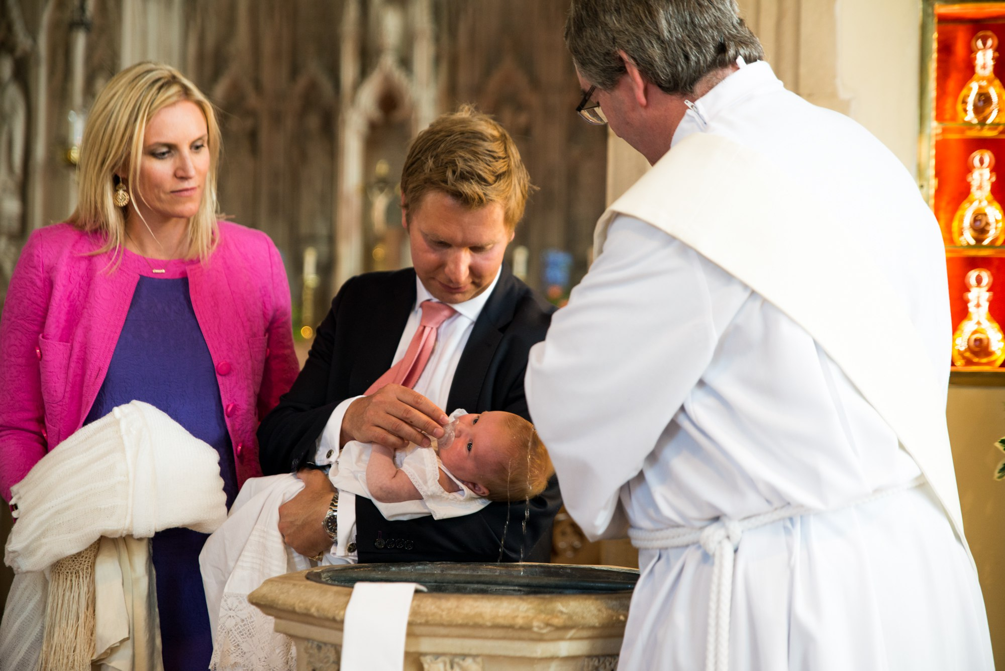 Baptism Photography Hampshire