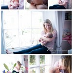 Bump to Baby Photoshoot – Baby Olivia (3 Weeks Old)