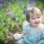 Lavender Fields Family Photoshoot