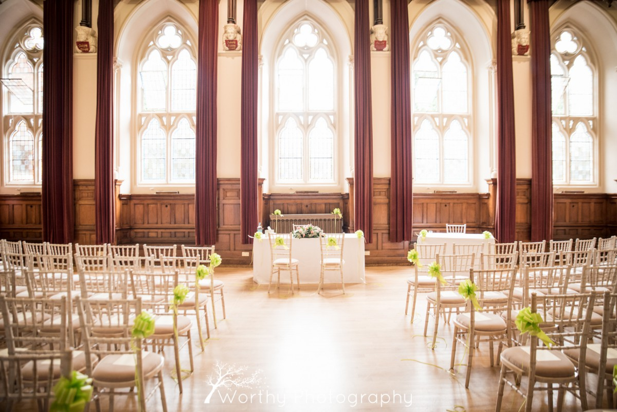 Winchester Guildhall Wedding