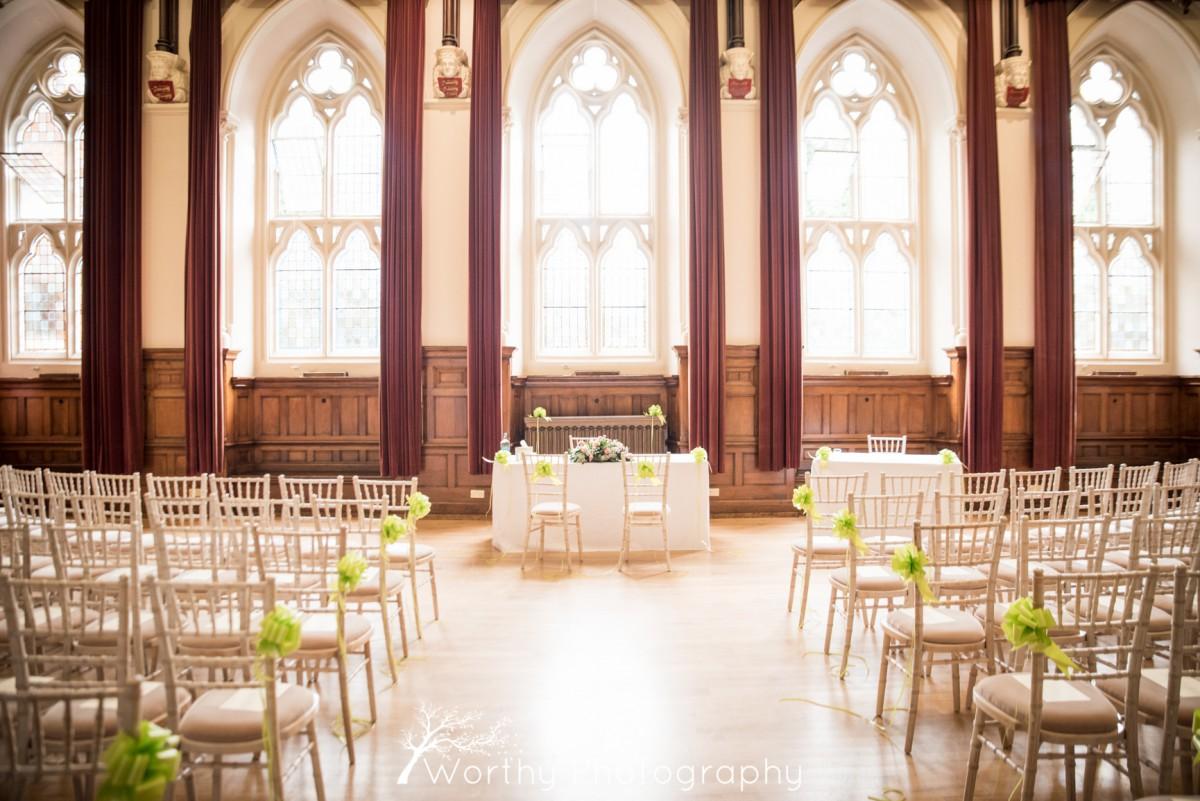 Winchester Guildhall Wedding