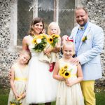 Winchester Wedding : Alice and Tim