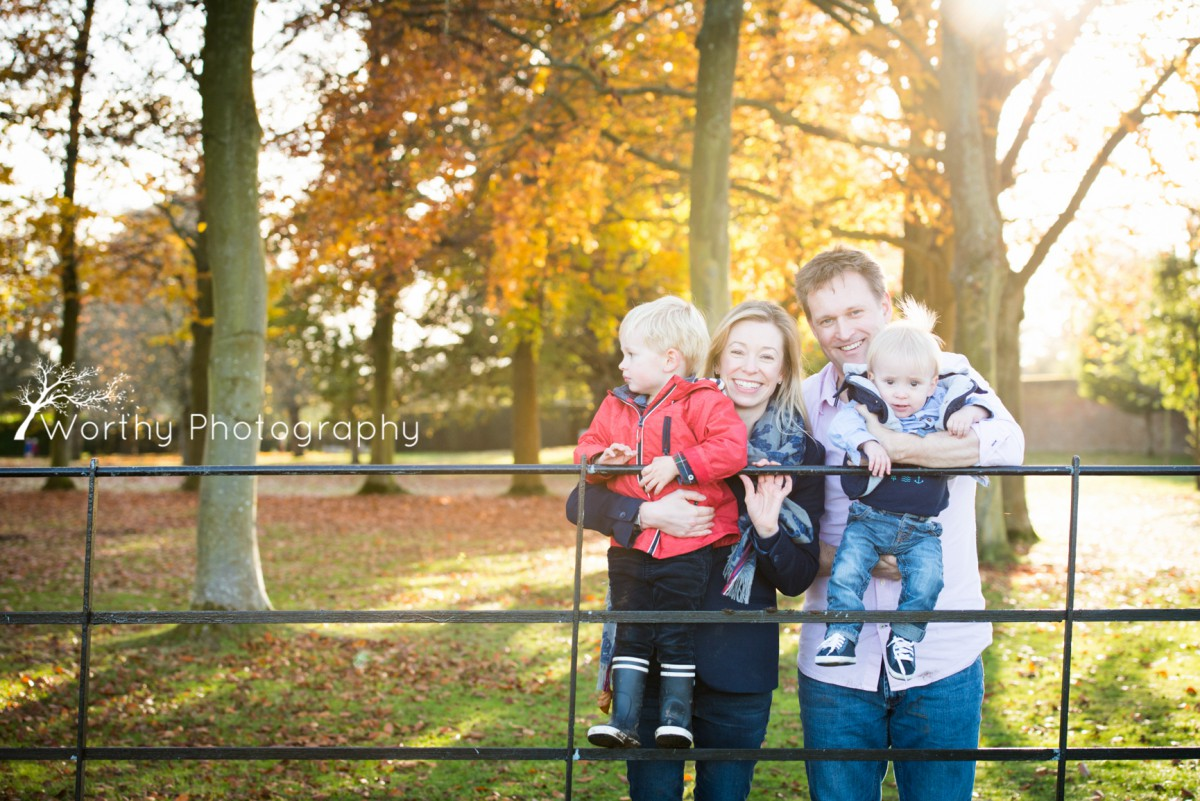 National Trust Family Photoshoot