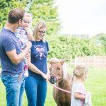 A Shetland Pony Shoot!