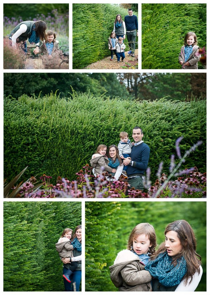 Family Photo Session Lainston House