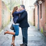 Winchester Pre-Wedding Shoot - Nicci and Darren