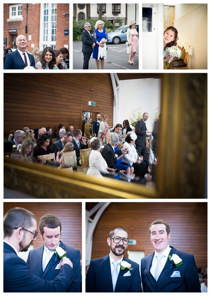 Southampton Register Office Wedding Photography