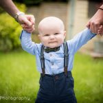6 Months Baby Photoshoot – Baby Harry