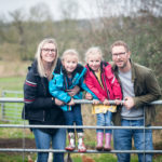 Family photoshoot in Twyford