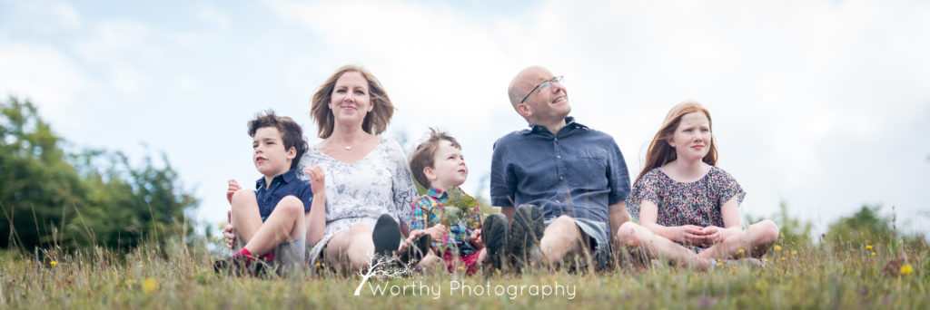 Kings Worthy Family Photoshoot - Dineen Family